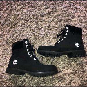 "Timberland 6"" Premium Velvet Collar Boot"